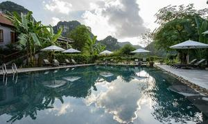 5 isolated resorts in Ninh Binh ideal for weekend escapes