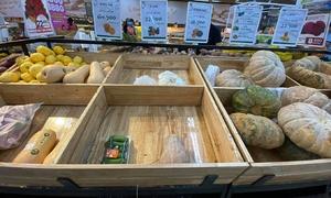 Covid scare: HCMC residents empty supermarket shelves