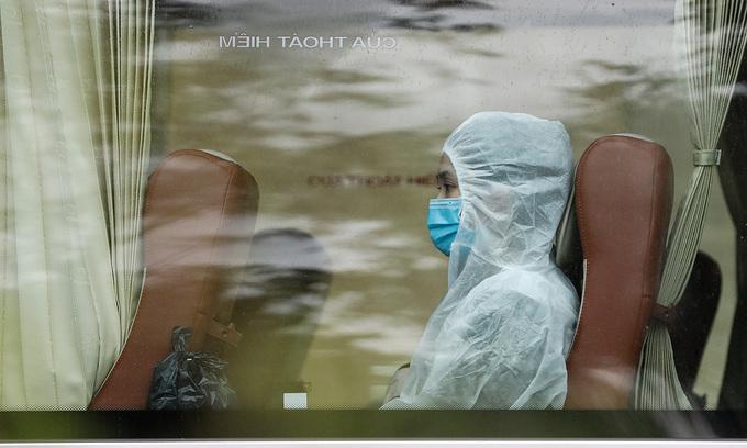 Vietnam confirms record 2,367 new Covid-19 cases