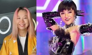 Kazakhstani TikToker makes cover of Vietnamese rapper's dance