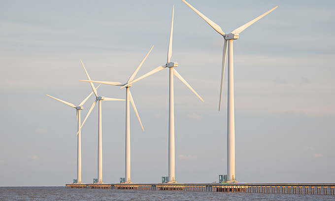 Thai energy firm BCPG signs Laos wind power sale with Vietnam