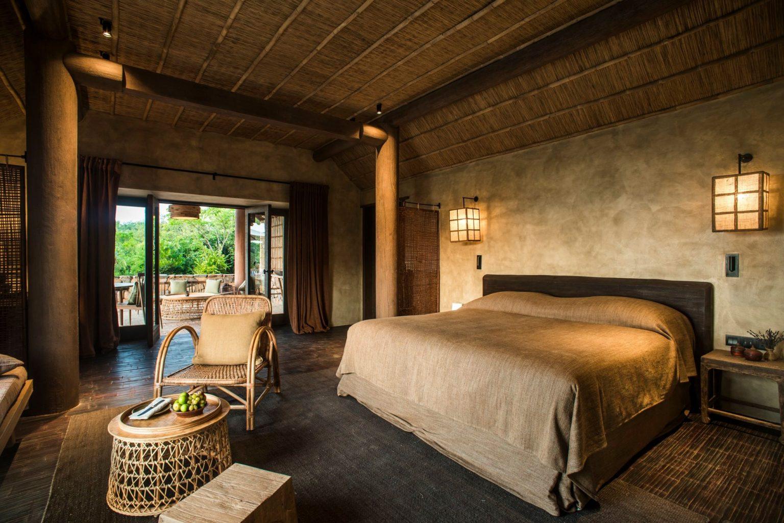 Inside a villa at Zannier Hotels Bai San Ho in Phu Yen Province. Photo courtesy of Zannier Hotels.
