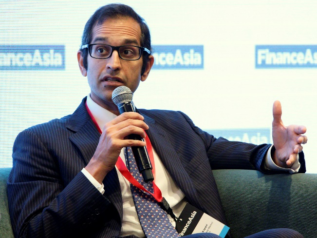 Mushtaq Kapasi, Managing Director, Chief Representative, Asia-Pacific, International Capital Market Association emphasized the importance of capacity building for independent verifiers on green bond principles. Photo by: Finance Asia