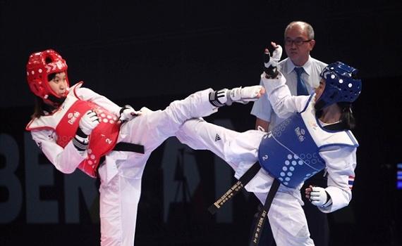 Vietnam national taekwondo team stricken by Covid-19