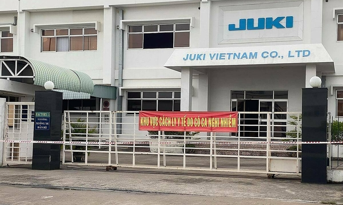 Production chain breakdown looms after HCMC firms suspend operations
