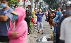 HCMC coronavirus tally tops 18,000