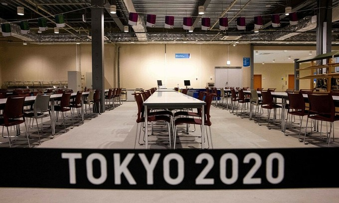 48,000 meals a day: Tokyo tackles feeding an Olympic Village