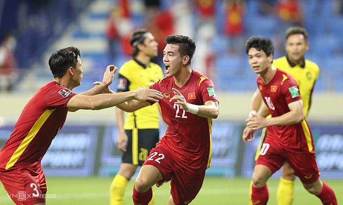 Vietnam keep home advantage in final World Cup qualifying round