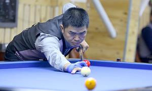 Vietnamese cueists exit international billiards tournament