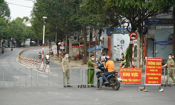 Vietnam's local Covid case count up by 2,014