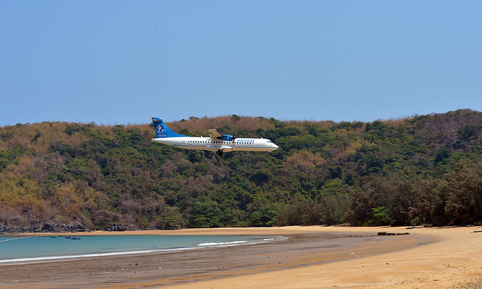 Aviation authority proposes airport upgrade on Con Dao island