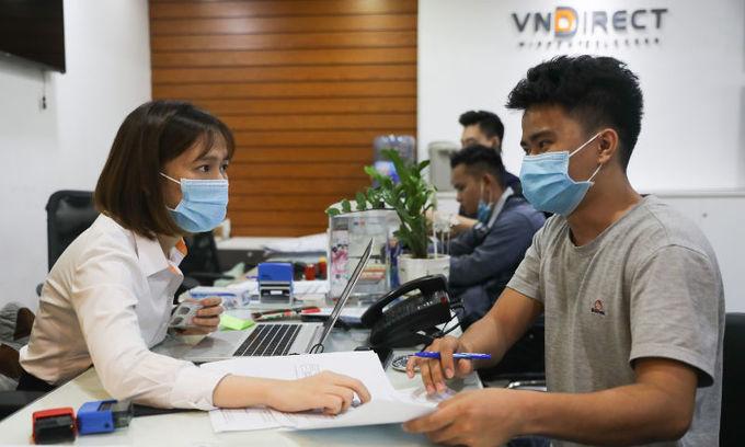 Brokerage VNDirect posts fivefold profit rise
