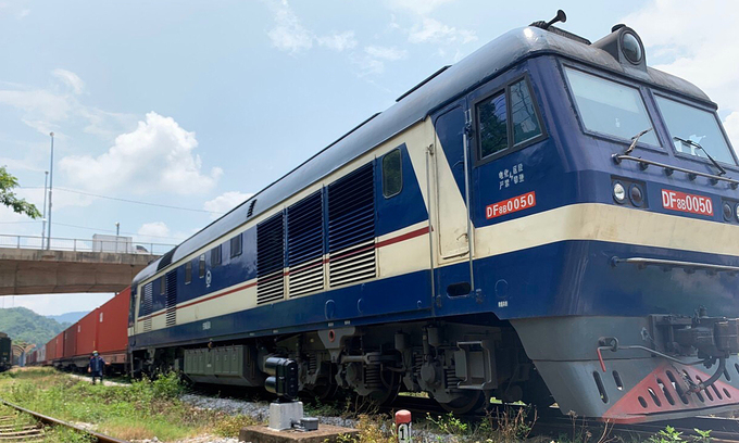 Vietnam-Europe freight train launched