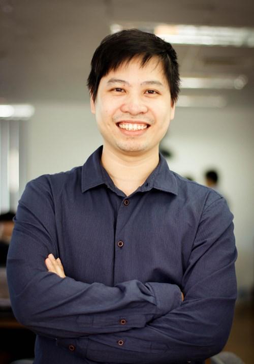 Quang Tran, Director of Tripi Cloud. Photo by: Tripi Cloud.