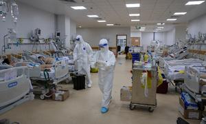 HCMC Covid-19 outbreak yet to peak: health authorities