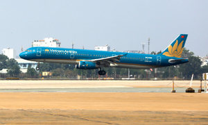 Vietnam Airlines overdue debts surpass $578 mln