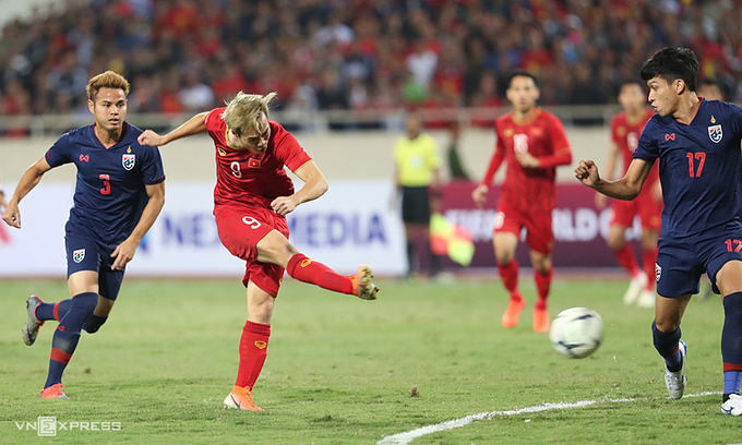 Vietnam among first seeds of 2021 AFF Cup
