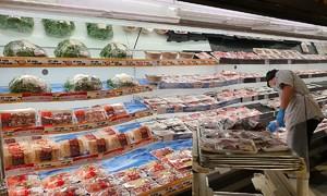 Hanoi supermarkets increase inventories