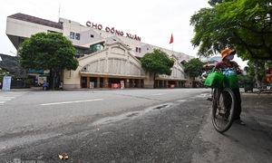 Social distancing order leaves Hanoi desolate