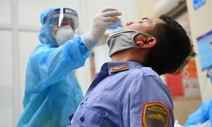 Vietnam records 5,275 more domestic Covid-19 patients