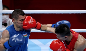 Vietnamese boxer off to great Olympics start
