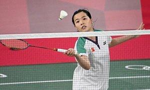 Vietnamese badminton player earns first Tokyo Olympics win