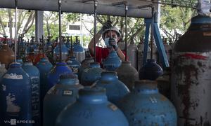 Inside Vietnam's oxygen production chain