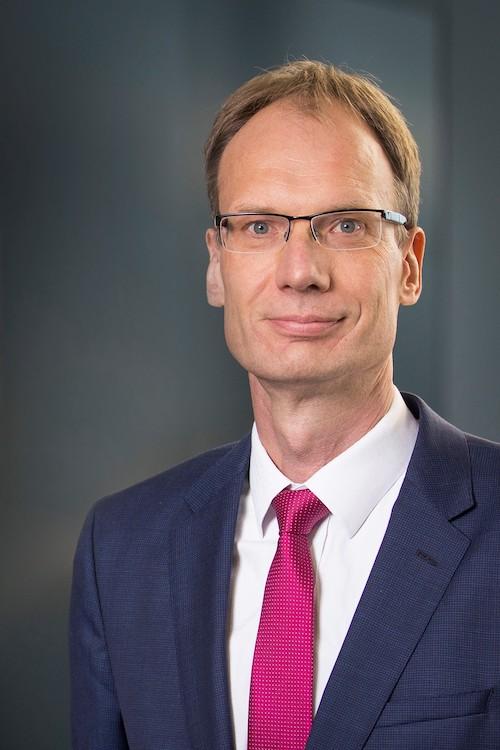 Michael Lohscheller, CEO of VinFast Global. Photo courtesy of VinFast.