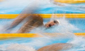 Vietnam swimmer misses Olympics final