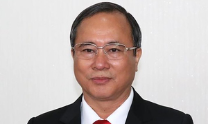 Former Binh Duong Party chief arrested