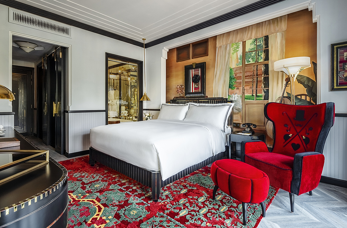 A night's stay costs from VND6.5 million ($283.31) per person.