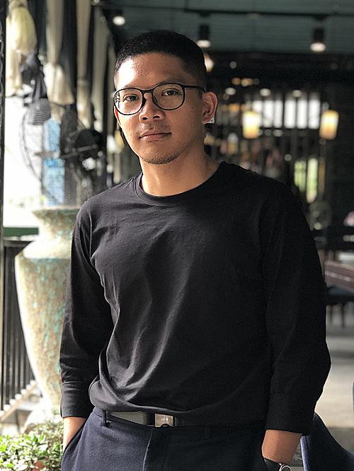 Portrait of Daniel Ansel Tingcungco. Photo courtesy of Tingcungco.