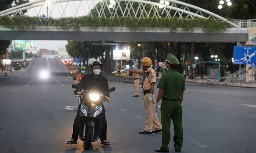 Nuts and bolts of HCMC's lockdown - two months or more?