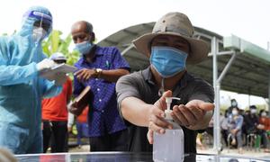 Vietnam records 2,821 new Covid-19 cases