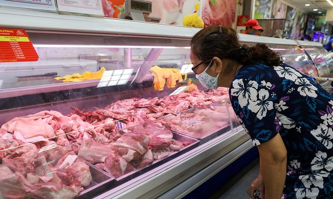 HCMC has enough pork supply despite Vissan suspension of production