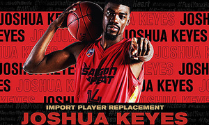 Saigon Heat signs American basketball player again for new season