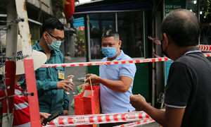 Vietnamese learning to live with prolonged lockdowns