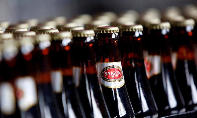 Brewer Sabeco profits up 6 pct