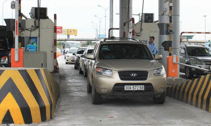 Toll booth operator's losses treble despite revenue surge