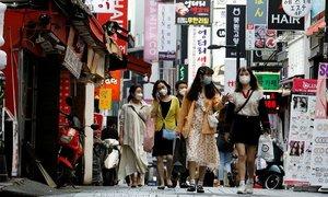 South Korea wary of importing Delta variant, tells Vietnamese students to delay travel
