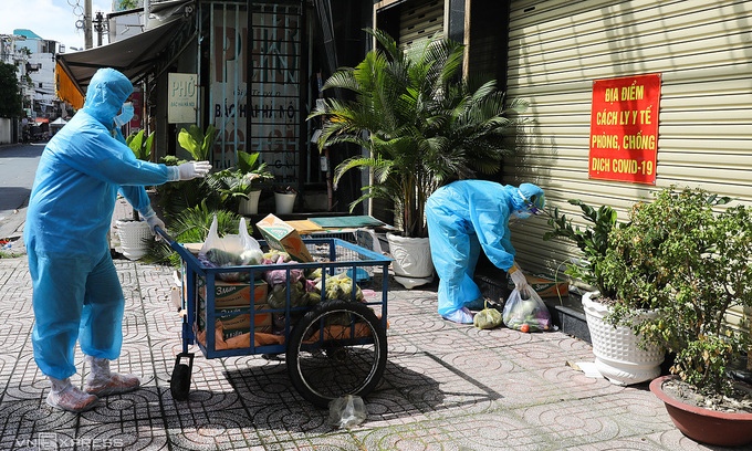 HCMC coronavirus tally in new wave tops 90,000