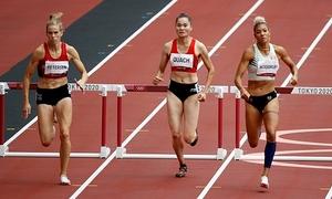 Vietnam athletics star creates history at Tokyo Olympics