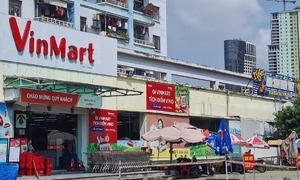 23 VinMart, VinMart+ outlets closed due to Covid-19 linkage