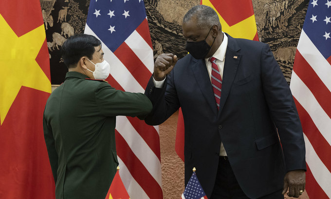 Vietnam has growing role in US's eyes: experts