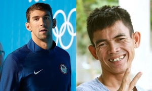 Olympics celebrates Micheal Phelps with Vietnamese cowherd's number song