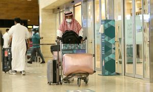 Saudi Arabia to fine travelers from red-listed Vietnam
