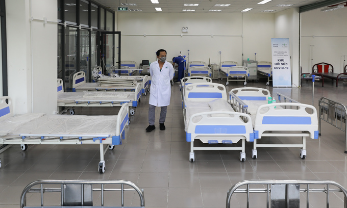 Coronavirus cases 'plateau' in HCMC
