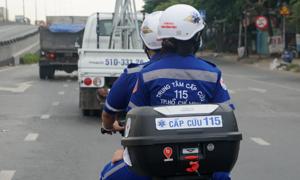 HCMC emergency calls quadruple amid Covid-19 surge