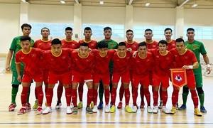 Vietnam ascend FIFA futsal world ranking