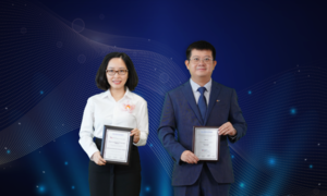 The Asian Banker awards MB two titles